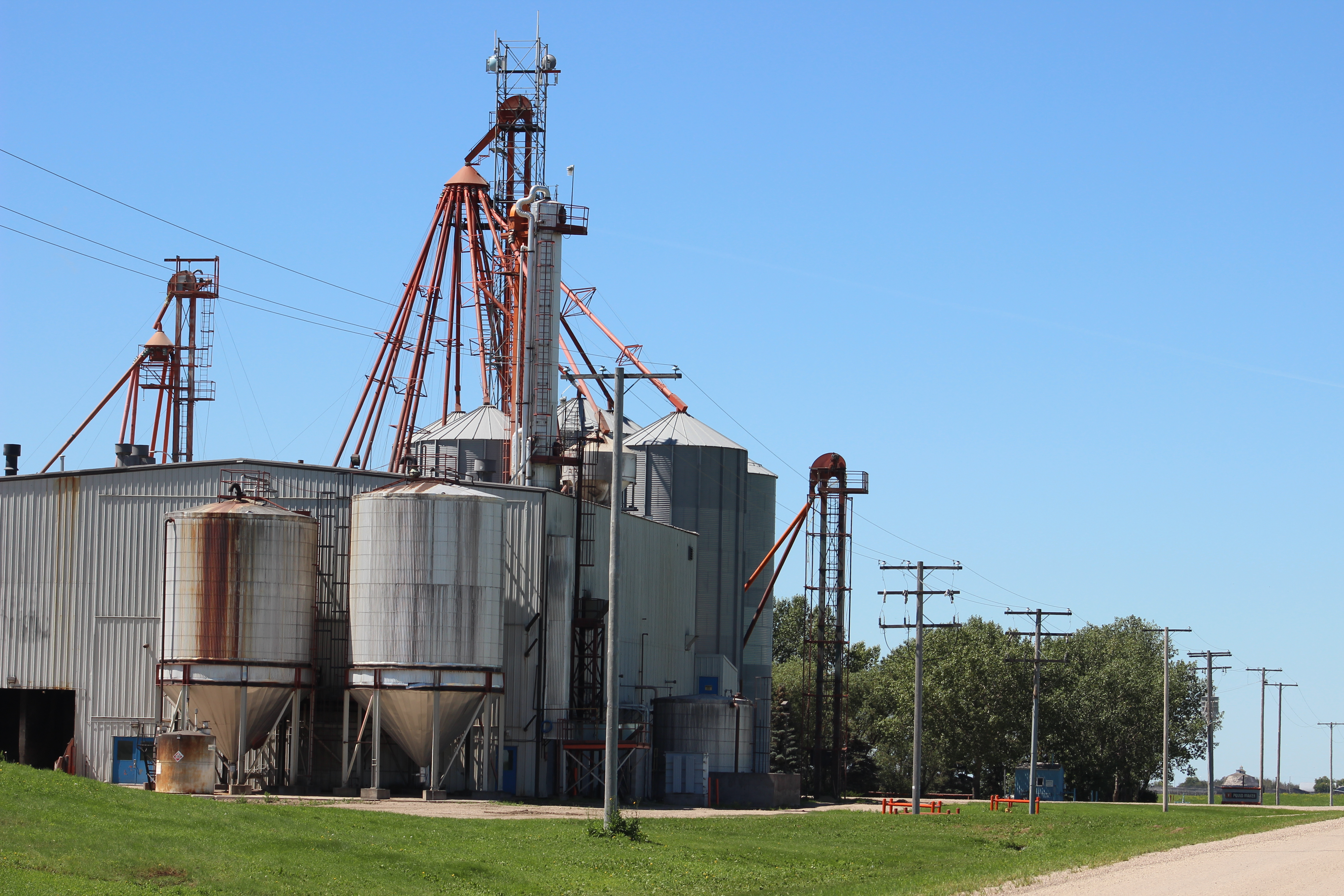 Ethanol Plant Overview